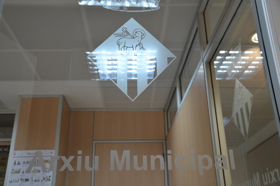Logo de l'Arxiu