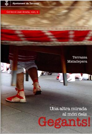 Llibret de l'exposició Gegants